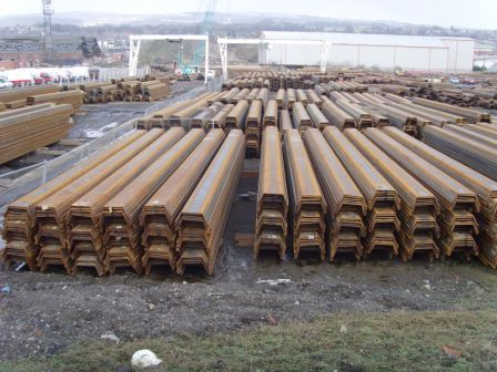 Pile testing pile foundation service for Wood piling foundation